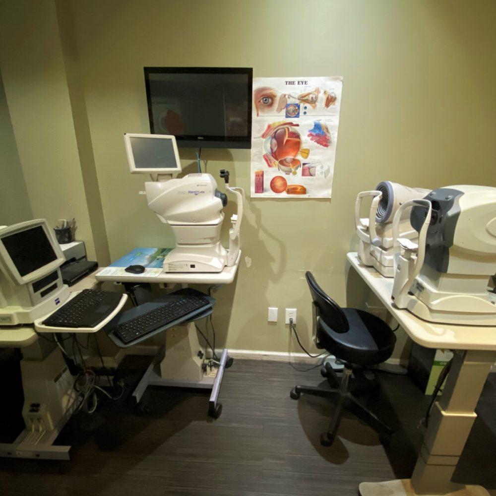 Diagnostic Testing Machines